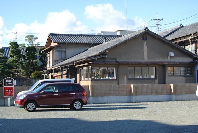群馬県桐生市内を歩いて廻る、最新のお洒落カフェ&ベーカリーショップ