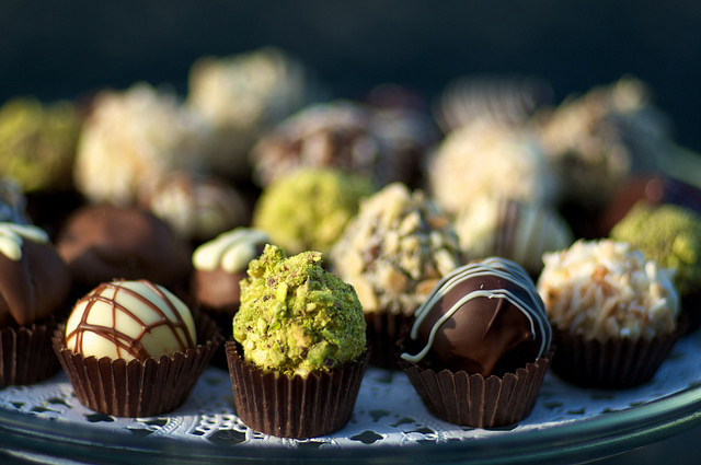 バレンタイン、手作り、知っておきたいチョコレートの知識
