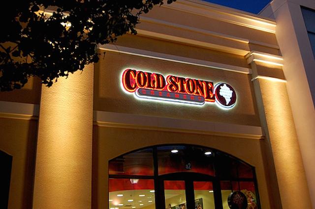 セブンでしか買えない、限定アイス、コールド・ストーン・クリーマリー チーズケーキ ファンタジー
