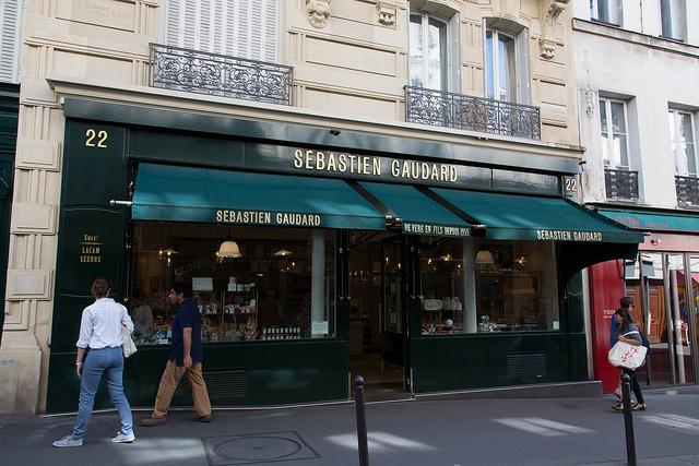 セバスチャンゴダール パティスリー デ マルティール、フランスの伝統菓子、今に蘇らせる