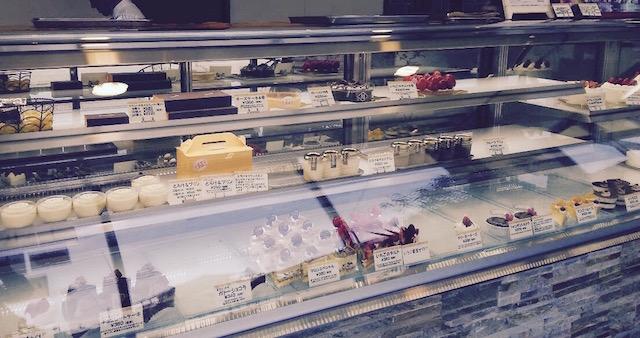 手作りスイーツ、リーズナブル、街のケーキ屋さん、ナランハ
