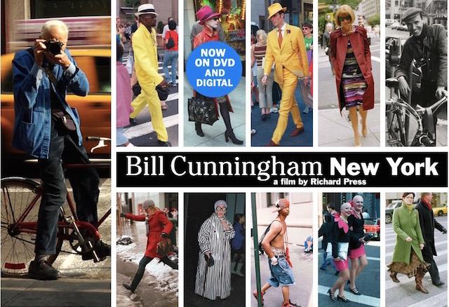 N.Y、ストリートフォトグラファー、ビル・カニンガム氏、死去、お洒落スナップ、半世紀