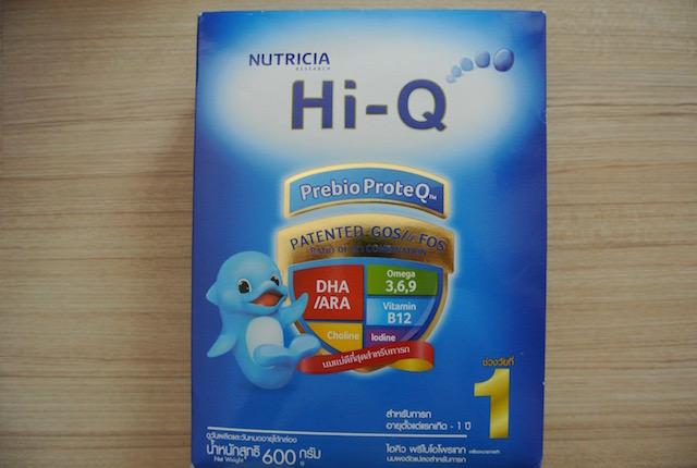 オランダ、粉ミルク、Hi-Q、子育て、日本のミルク、違い