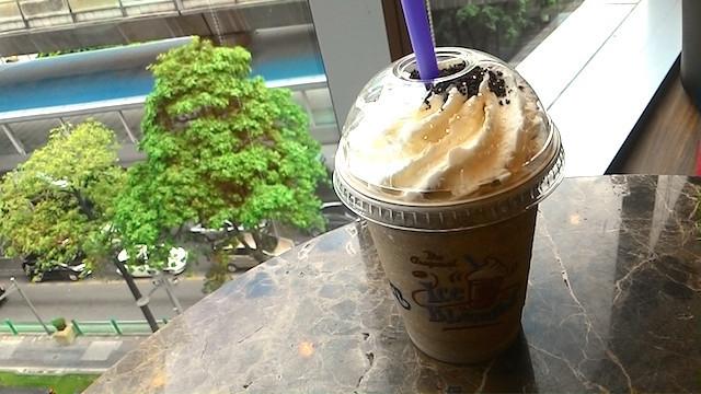 カリフォルニア発祥、コーヒービーン&ティーリーフ、バンコク、季節限定メニュー
