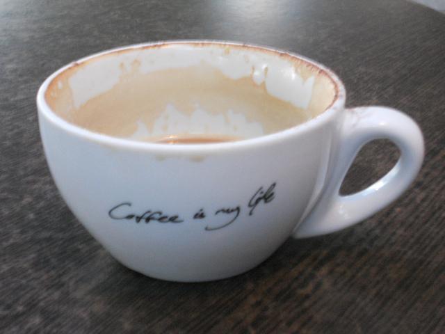 明日、幸せになる、コーヒーマニア、教える、本当、美味しいコーヒー