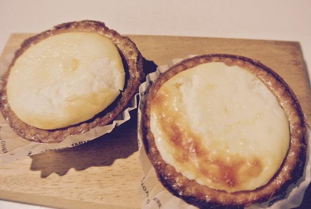 北海道生まれ、チーズタルト専門店、ベイク、バンコク、大行列