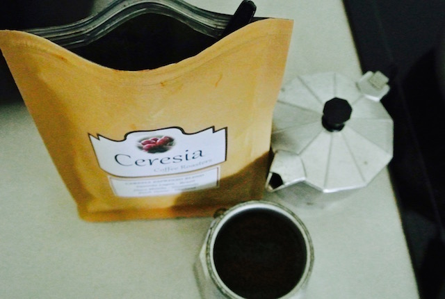 バンコク、美味しいコーヒー豆、買う、プロンポン、セレシアコーヒー
