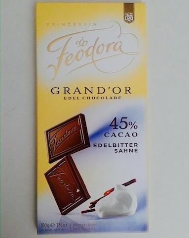 ドイツ、高級チョコレート、フェオドラ、チョコレート