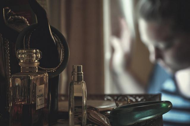 私の香り、嗜み方、香の焚き染め、昔から