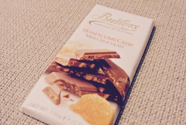 アイルランド、チョコレートカフェ、老舗メーカー、バトラーズ