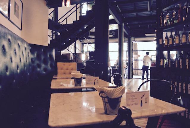 バンコク、本格的、ヨーロッパ、カフェ、ヘリテージ・ビストロ・フレンチ・ベーカリー