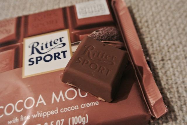 チョコレートマニア、一押し、ドイツ、リッタースポーツ、ココアムース