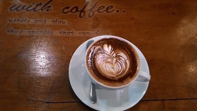 教えたくない、美味しいコーヒー、穴場、カフェ、アイアムコーヒー、チョンノンシー