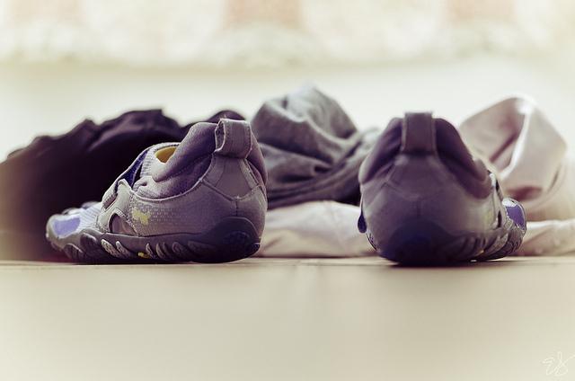 出産、育児、疲れる、時には、ハイヒール履く