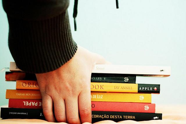 何かをする、いい季節、読書の秋、没頭