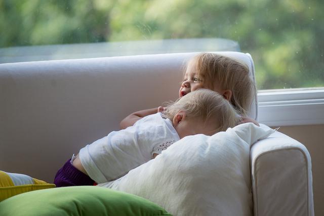 子どもから、癒し、もらう、生かされる、ママ