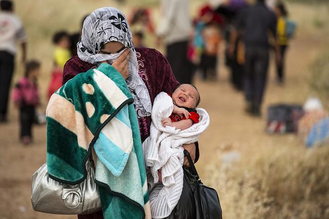 トルコで働く、シリア難民、子供、ファストファッション、ブランド、裏