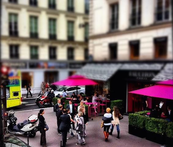 フランス、美食界リード、フォション、ホテル、2018年、オープン
