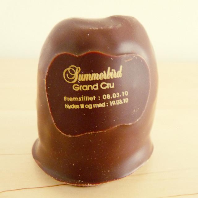 明日が幸せになる、チョコレート 、サマーバード オーガニック