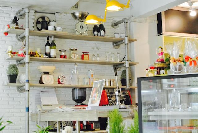 お母さん作る、アットホーム、メーユイ、カフェ、ラライサップ