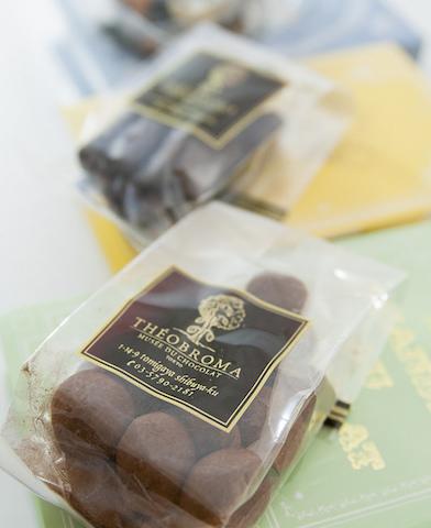 Xmasに送る、最高級、ショコラ、ミュゼ・ドゥ・ショコラ テオブロマ