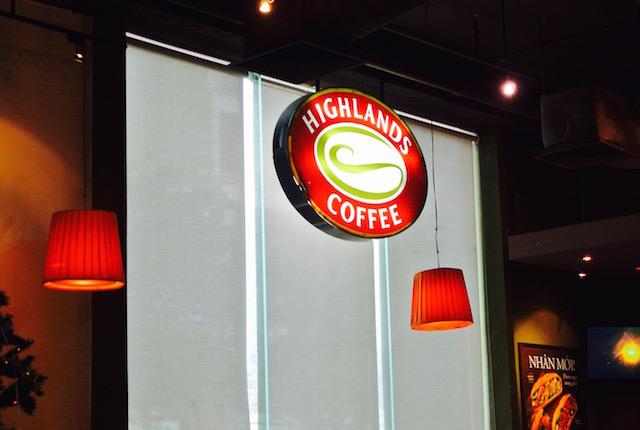 ベトナム、最大手、カフェチェーン、ハイランズコーヒー
