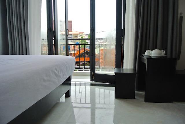 ニューオープン、アットホーム、ホテル、フラミンゴヴィラ、ホイアン