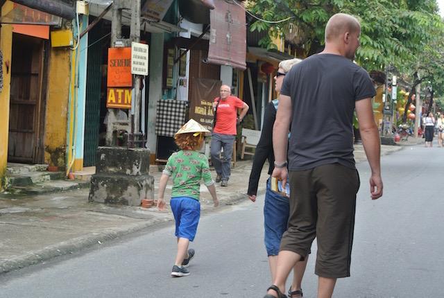 日本人に人気、ベトナム、ダナン、ファミリー向け、観光地