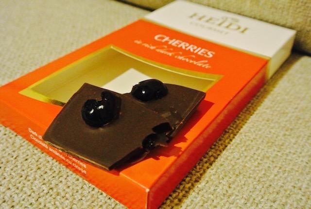バレンタイン、自分へのご褒美、チョコレート、ハイジ