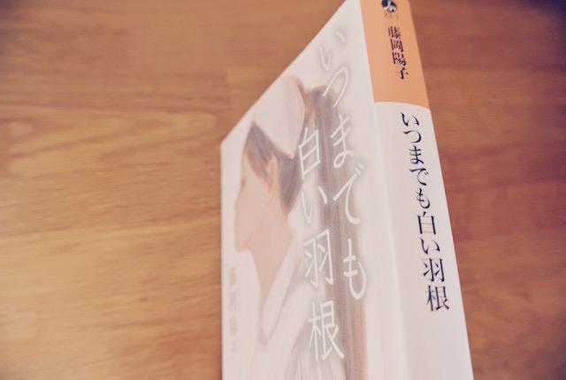 素直、感動、いつまでも白い羽根、藤岡陽子