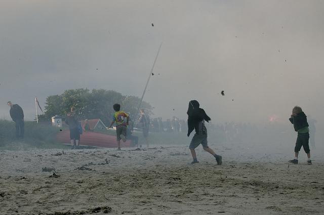 環境汚染、受動喫煙、子どもの健康、重大な問題