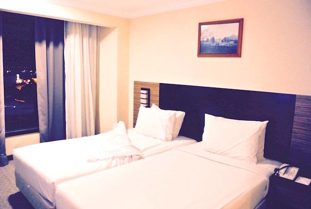 4星ホテル、ロケーション、良い、ベイビュージョージタウンホテル、ペナン