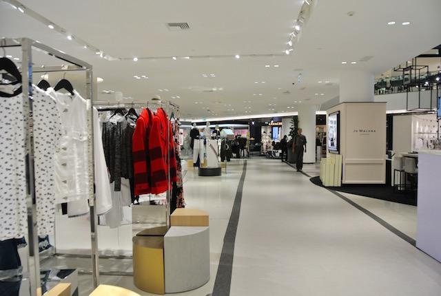 リニューアル後、サイアムディスカバリー、日本式、ショッピングモール、変貌