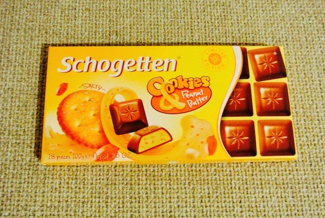 ドイツ、お手軽、チョコレート、トランフ社、ショゲッテン