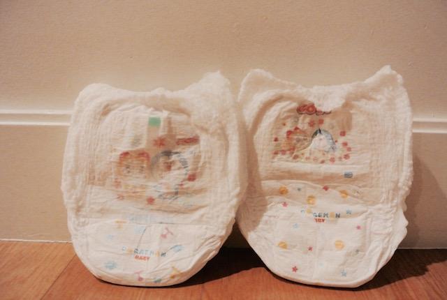 タイ、買う、紙おむつ、赤ちゃん、おむつ事情