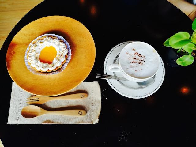 ホームメイドケーキ、うさぎラヴァー、カフェ、マンチ・エン・クレンチ