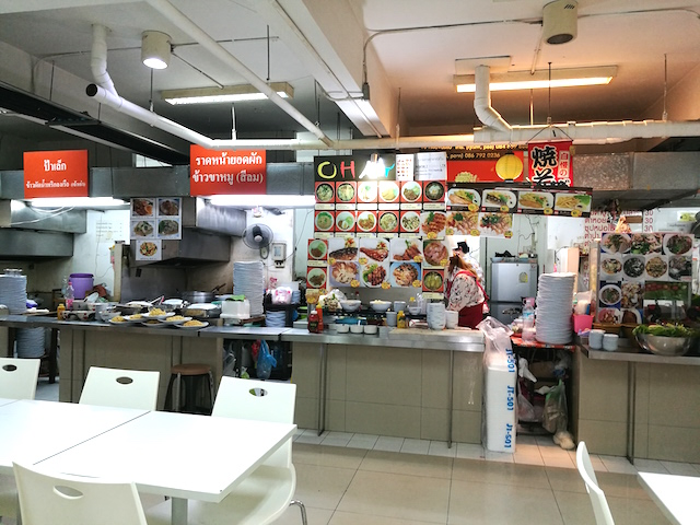 タイ、朝活、ラライサップ市場、買い物、ローカルグルメ、楽しむ