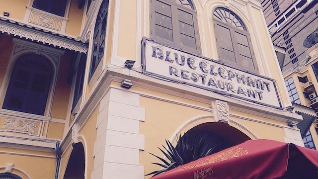 新しいバンコク、楽しみ方、ブルーエレファント、学び、味わう