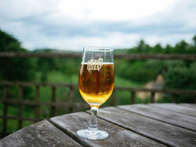 エールビール、日本に広まる、ぶしゅ よなよなエールがお世話になります、井出直行