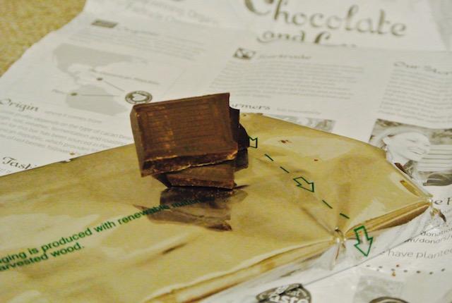 妊婦さん、考える、良質、オーガニック、チョコレートアンドラブ