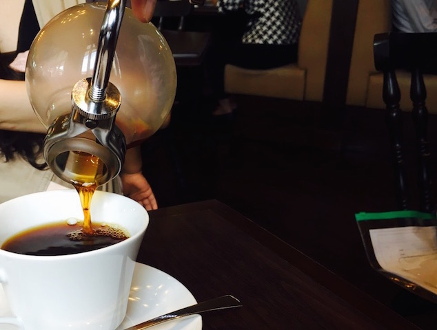 UCCオリエンタル、コーヒー、嗜む、自分時間