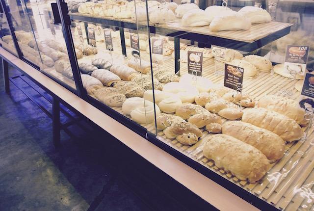 台湾、パンマイスター、天然工房のパン、絶品、マスターウィート、チットロム
