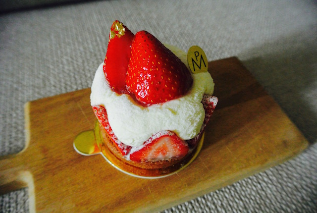 フランス仕込み、美味しいケーキ、パリスミキ、オープンハウス、登場