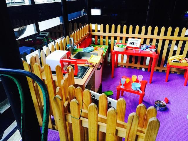子供の遊び場、コスパ高い、ブレインウェイク カフェ、スクンビットソイ31