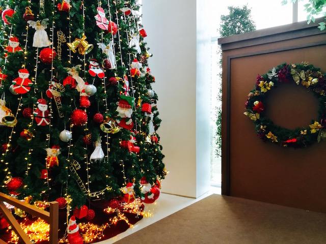家族で楽しめる、セントラルエンバシー、クリスマス限定、イベント