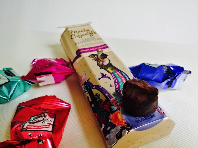 イギリス、行ったら買う、チョコレート、モンティ ボージャングル、トリュフ