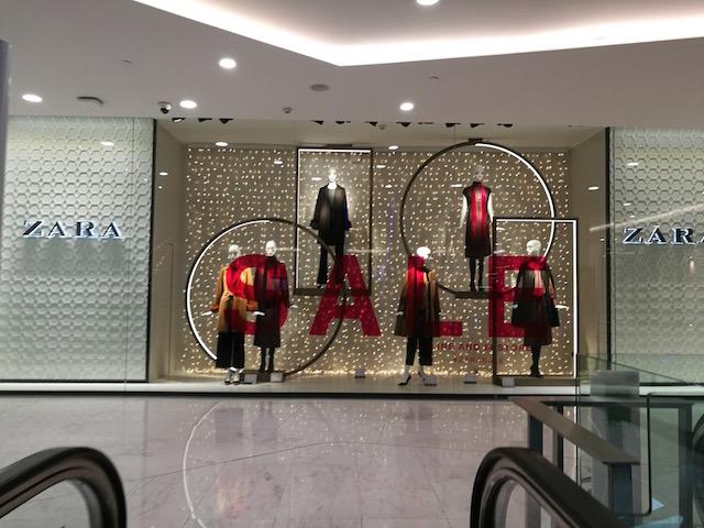 タイ、ザラ、セール、エムクオ、クリスマスイルミネーション