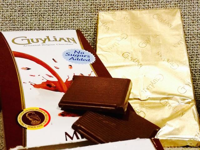 デイリー、高級チョコ、ギリアン、ベルギー