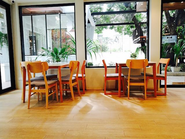 わんちゃん、子連れにやさしい、ザ・ランニングドックカフェ、チョンノンシー