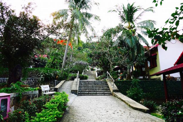 便利なロケーション、3つ星ホテル、ホンビンバンガロー、フーコック島